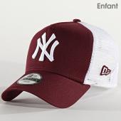 /achat-trucker/new-era-casquette-trucker-enfant-league-essential-12301166-new-york-yankees-bordeaux-210610.html