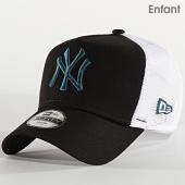 /achat-trucker/new-era-casquette-trucker-enfant-9forty-essential-12301167-new-york-yankees-noir-210611.html