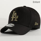 /achat-casquettes-de-baseball/new-era-casquette-enfant-9forty-essential-12301184-los-angeles-dodgers-noir-210618.html