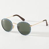 /achat-lunettes-de-soleil/ray-ban-lunettes-de-soleil-3475-dore-vert-210502.html