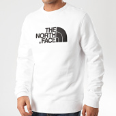 /achat-sweats-col-rond-crewneck/the-north-face-sweat-crewneck-drew-peak-2zwr-blanc-210691.html