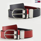 /achat-ceintures/tommy-jeans-ceinture-reversible-corp-leather-8064-rouge-bleu-marine-210690.html