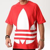 /achat-t-shirts/adidas-tee-shirt-big-trefoil-fm9906-rouge-210733.html