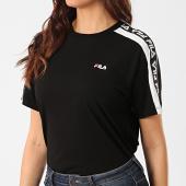 /achat-t-shirts/fila-tee-shirt-femme-a-bandes-tandy-noir-210904.html
