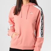 /achat-sweats-capuche/fila-sweat-capuche-femme-a-bandes-tavora-rose-210908.html