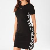 /achat-robes/fila-robe-femme-a-bandes-taniel-noir-210912.html