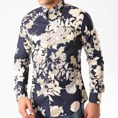 /achat-chemises-manches-longues/mtx-chemise-manches-longues-floral-7365s-bleu-marine-210951.html