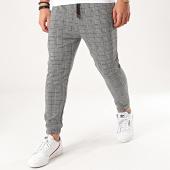 /achat-pantalons-carreaux/mtx-pantalon-a-carreaux-33135-gris-211073.html