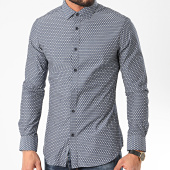 /achat-chemises-manches-longues/mtx-chemise-manches-longues-7393s-bleu-marine-211078.html