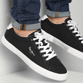/achat-baskets-basses/pepe-jeans-baskets-kenton-basic-pms30604-black-211097.html