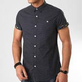 /achat-chemises-manches-courtes/deeluxe-chemise-manches-courtes-feliz-s20427-bleu-marine-211324.html