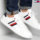/achat-baskets-basses/tommy-hilfiger-baskets-essential-leather-cupsole-2668-white-211182.html