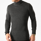/achat-pulls/aarhon-pull-col-roule-aap001-gris-anthracite-chine-211494.html