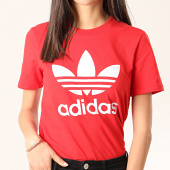/achat-t-shirts/adidas-tee-shirt-femme-trefoil-fm3302-rouge-211353.html