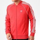 /achat-vestes/adidas-veste-zippee-a-bandes-stripes-track-top-fm3809-rouge-211364.html