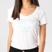 /achat-t-shirts/guess-tee-shirt-slim-femme-w0gi77-j1300-blanc-211347.html