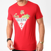 /achat-t-shirts/guess-tee-shirt-m0gi76-rouge-211361.html