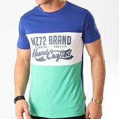 /achat-t-shirts/mz72-tee-shirt-tara-bleu-roi-blanc-vert-clair-211460.html