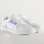 /achat-baskets-basses/puma-baskets-femme-cali-glow-372563-puma-white-iridescent-211384.html