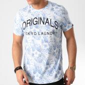/achat-t-shirts/tokyo-laundry-tee-shirt-kahaluu-bleu-clair-floral-211481.html
