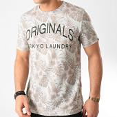 /achat-t-shirts/tokyo-laundry-tee-shirt-kahaluu-vert-clair-floral-211485.html