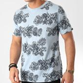 /achat-t-shirts/tokyo-laundry-tee-shirt-waiuku-bleu-clair-floral-211489.html