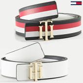 /achat-ceintures/tommy-hilfiger-ceinture-femme-reversible-8018-blanc-tricolore-211501.html