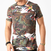 /achat-t-shirts/aarhon-tee-shirt-92318-vert-kaki-camouflage-floral-211574.html