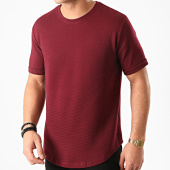 /achat-t-shirts-longs-oversize/aarhon-tee-shirt-oversize-13813-bordeaux-211580.html