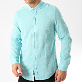 /achat-chemises-manches-longues/classic-series-chemise-manches-longues-jch-801-turquoise-211723.html