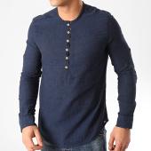/achat-chemises-manches-longues/classic-series-chemise-manches-longues-tunisienne-jch-802-bleu-marine-211742.html