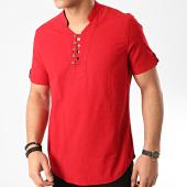 /achat-chemises-manches-courtes/classic-series-chemise-manches-courtes-jmc-852-rouge-211752.html