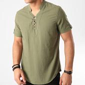 /achat-chemises-manches-courtes/classic-series-chemise-manches-courtes-jmc-852-vert-kaki-211759.html