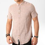 /achat-chemises-manches-courtes/classic-series-chemise-manches-courtes-jmc-851-brun-211830.html