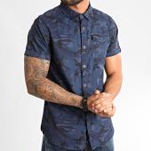 /achat-chemises-manches-courtes/mz72-chemise-manches-courtes-carlito-camouflage-bleu-marine-211663.html