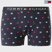 /achat-boxers/tommy-hilfiger-boxer-print-1831-bleu-marine-211769.html
