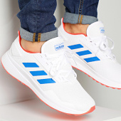 /achat-baskets-basses/adidas-baskets-duramo-9-eg8665-cloud-white-glowing-blue-solar-red-211924.html