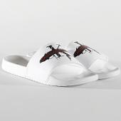 /achat-claquettes-sandales/calvin-klein-claquettes-vial-poolside-b4s0673-white-212013.html