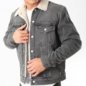 /achat-vestes-jean/calvin-klein-jeans-veste-jean-col-mouton-sherpa-foundation-4387-gris-212073.html