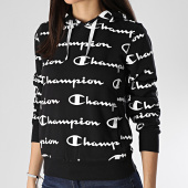 /achat-sweats-capuche/champion-sweat-capuche-femme-112617-noir-212062.html