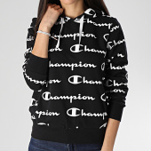 /achat-sweats-capuche/champion-sweat-capuche-femme-112617-noir-212062.html