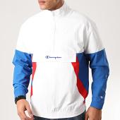 /achat-vestes/champion-veste-outdoor-214240-blanc-bleu-roi-212124.html