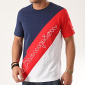 /achat-t-shirts/champion-tee-shirt-214243-bleu-marine-rouge-blanc-212125.html