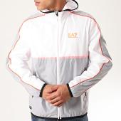 /achat-vestes/ea7-veste-zippee-capuche-a-bandes-3hpb04-pnv1z-blanc-gris-reflechissant-211925.html