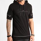 /achat-t-shirts-capuche/ikao-tee-shirt-capuche-f855-noir-212148.html
