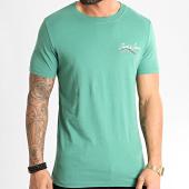 /achat-t-shirts/jack-and-jones-tee-shirt-flexx-vert-212041.html