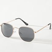 /achat-lunettes-de-soleil/selected-lunettes-de-soleil-laus-dore-211949.html