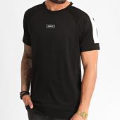 /achat-t-shirts/antony-morato-tee-shirt-a-bandes-mmks01704-noir-212201.html