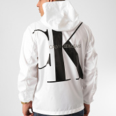 /achat-coupe-vent/calvin-klein-jeans-coupe-vent-zip-through-5279-blanc-212372.html