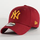/achat-casquettes-de-baseball/new-era-casquette-9forty-league-essential-80536629-new-york-yankees-bordeaux-212524.html